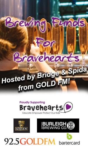 Brewing Funds For Bravehearts